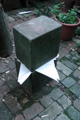 Brutalist Origami 2011
